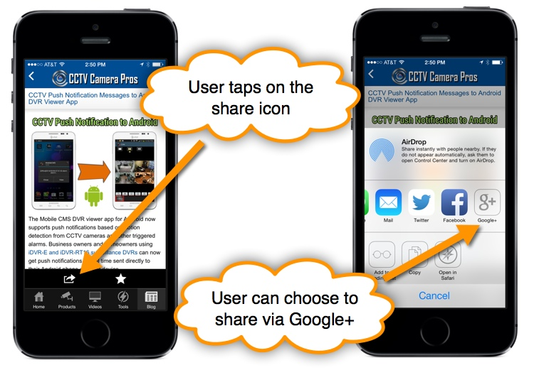 share apps on iphone integration iphone android 16112