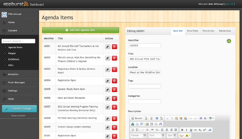 Mobile Content Management System Cms For Ios And Android