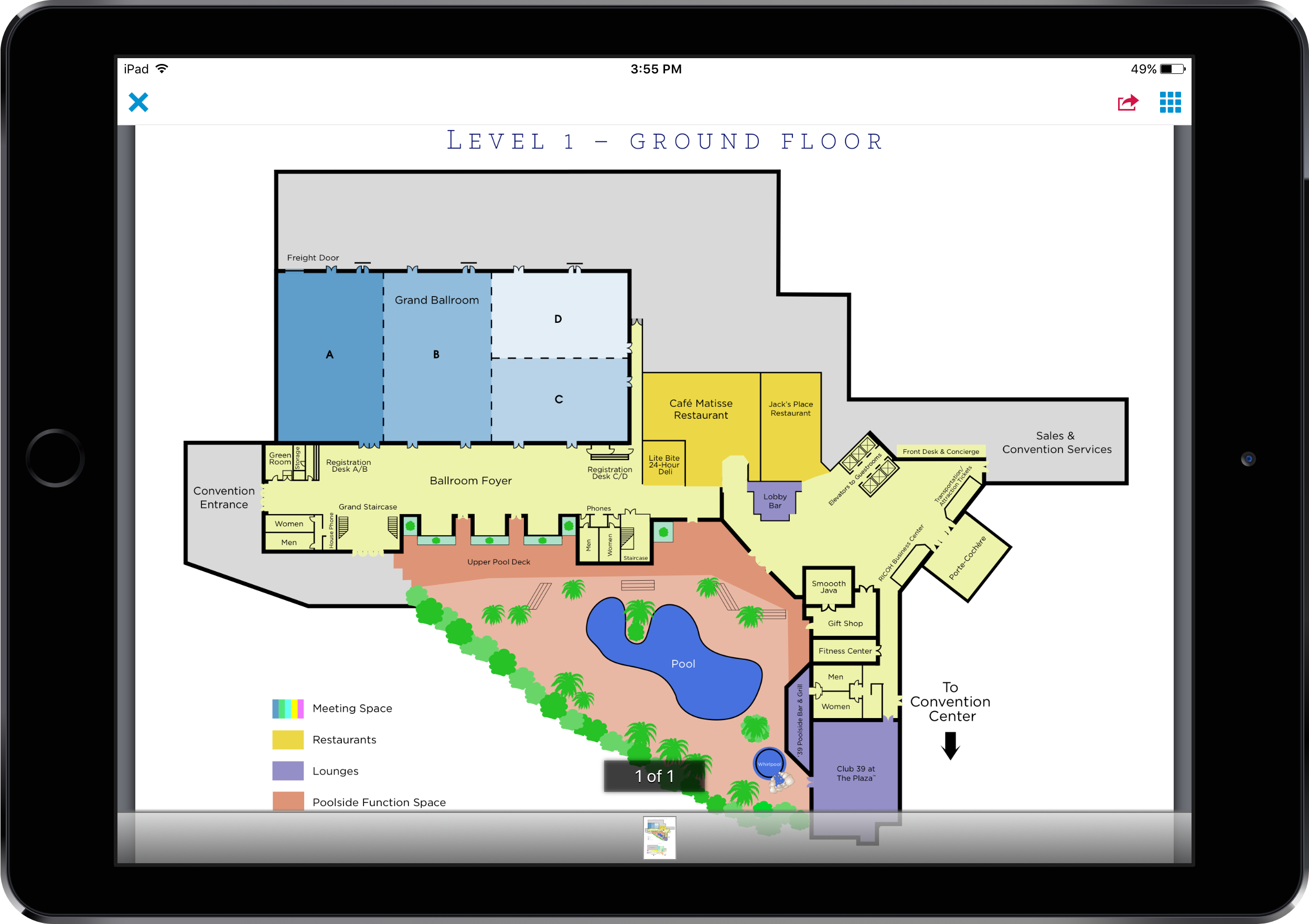 Reliability maintainability symposium mobile app for Wedding floor plan app