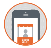 exhibitor boot icon