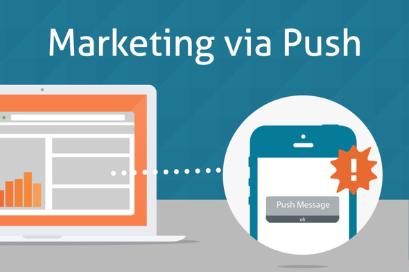 Mobile App Marketing Push Messages